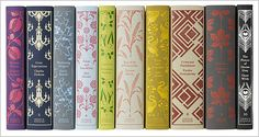 Coralie Bickford-Smith's Book Covers for Penguin Classics