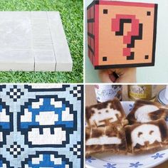 68 best nerdy diy images on pinterest videogames zelda and craft 10 diy projects for the 8 and 16 bit gamer solutioingenieria Gallery