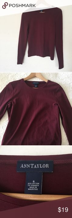 Ann Taylor long sleeves Great conditions Ann Taylor Tops