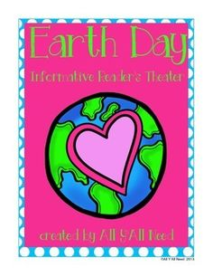 Earth Day Informative Reader's Theater