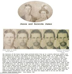 James (pictured in analysis) became a folk hero in his home state of Missouri after waging a guerrilla campaign against Unionists during the American Civil War