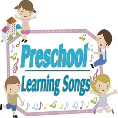 Preschool Learning Songs help preschoolers learn their ABCs, numbers, colors, shapes, days of the week and much more. kiddos
