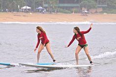La foto de paddle surf de Buttons Surf School