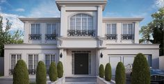 French Provincial Homes Have Captured Imaginations For Years With A Perfect  Blend Of Refined Detail And Elegant Forms. Destination Living Appreciates  The ...