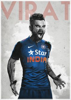 Virat Kohli Indian Cricket Team - My Wallpaper Cricket Poster, Cricket Score, Rinku Singh, Mumbai Indians Ipl, Cricket Wallpapers, Joker Wallpapers, Mayank Agarwal, Ricky Ponting, Virat Kohli Wallpapers