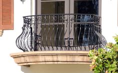 Colletti Design - Iron Balcony Railing