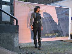 """SCISSORELLA: Screenshots digitaler Kultur: Ein Rückblick auf die Premiere des Festivals """"die digitale düsseldorf"""" #Düsseldorf #Kunst #digital #Video #Scissorella #Kurzfilm #onomato"""