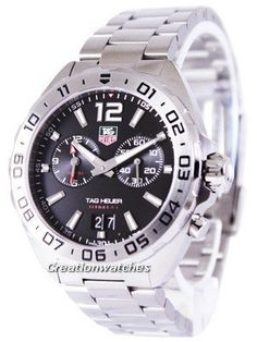 Tag Heuer Formula 1 Chronograph 200M WAZ111A.BA0875 Men's Watch