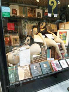 Book shop, Milan