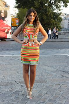 Thassia' crazy cool dress!!!!!