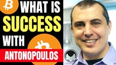 Life and Bitcoin with crypto entrepreneur Andreas Antonopoulos. In this video we interview the voice of bitcoin, Andreas Antonopoulos about what it really ta. Success Video, What Is Success, Entrepreneurship, Interview, Live, Videos, Youtube, Youtubers, Youtube Movies