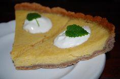 Jak na dýňovo-jablečný koláč   recept Pie, Pudding, Desserts, Torte, Tailgate Desserts, Pastel, Dessert, Pies, Puddings