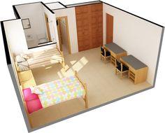 barry university dorm rooms - Google Search
