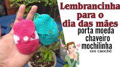 Mini Mochila, Crochet Hats, Knit Crochet, Crochet Doll Clothes, Crocheting Patterns, Stuff Stuff, Ideas, Craft, Cute School Bags