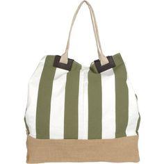 Composition: 75% Cotton, 25% Straw. Details: shoulder bags, maxi, canvas, stripes, no appliqués, magnetic closure, double handle, lined interior. Measurements:…