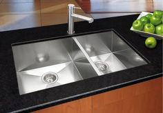 BLANCO Offers A Wide Range Of Kitchen Sinks With One Or More Bowls,  Different Installation Methods And Other Additional Features And Solutions