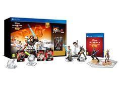 Disney Infinity 3.0 Star Wars Starter Pack Saga Bundle - PS4 Game - http://tech.bybrand.gr/disney-infinity-3-0-star-wars-starter-pack-saga-bundle-ps4-game/