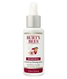 Burt's Bees Renewal Intensive Firming Serum | Soften crow's feet, brighten brown spots, and plump fine lines without breaking the bank. These skincare solutions pack anti-aging power at a drugstore price.