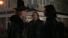 Zelena, Mr Gold & Regina episode 16.