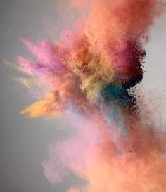 Color Explosion – 20 photographies de Marcel Christ