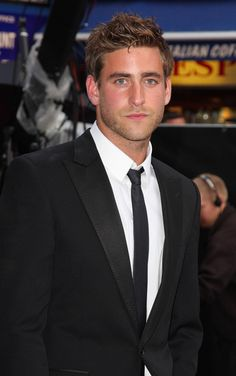 Oliver Jackson-Cohen. He is one to watch out for, mark my words