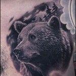 Significado da Tatuagem de Urso