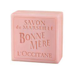L'OCCITANE: Bonne Mere Soap-Rose