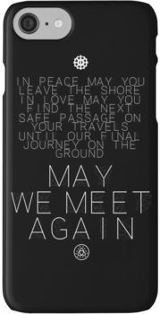 May We Meet Again Constellation iPhone 7 Cases