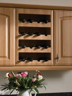 Wine Rack Cabinet Insert Diy Part 25