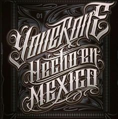 Chicano Lettering                                                                                                                                                                                 More