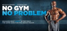 "Bodybuilding.com - Kelechi Opara Fitness 360 — Follow His Program ""no gym no problem"""