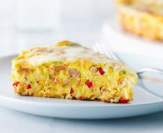 A 20-minute dinner idea: Spanish Chorizo and Rice Frittata, from the US Rice Federation.
