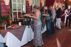 Intimate same-sex wedding reception at Disney's House of Blues by Orlando wedding photographer
