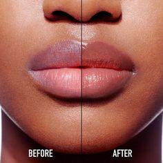 Dior Addict Lip Glow - Dior   Sephora Natural Lip Colors, Natural Lips, Lip Balm Brands, Dior Lip Glow, Hair Ponytail Styles, Lip Hydration, Lip Tar, How To Apply Lipstick, Dior Addict