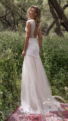 Brautkleid Spitze Vintage