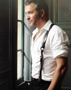 For Men Suspender Eye Candy | suspenders 14 Afternoon eye candy: Men in suspenders (32 photos)