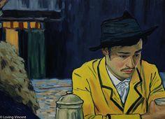 Loving Vicent - Van Gogh ganhará um filme em animação feito totalmente com pinturas a óleo;