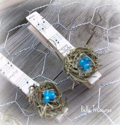 Nest Clothespins