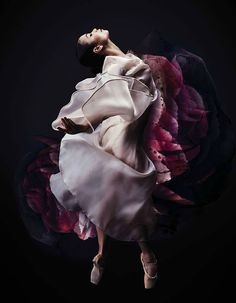 Ako Kondo, Principal Artist of the Australian Ballet. Photo by Justin Ridler.