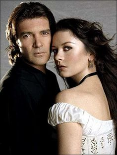 Catherine Zeta Jones & Antonio Banderas