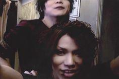 the GazettE, Aoi and Kai