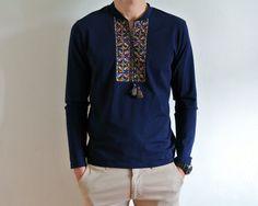 Vyshyvanka shirt / shirts for men / ukrainian clothing /