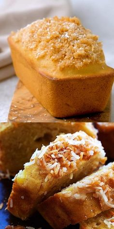Quick Bread Recipes, Best Dessert Recipes, Sweet Desserts, Fruit Recipes, Holiday Recipes, Delicious Desserts, Yummy Food, Easy Healthy Meal Prep, Twisted Recipes