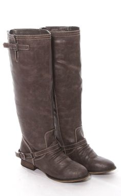 outlaw riding boots [taupe]