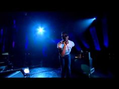 Willis Earl Beal - Swing On Low  (Later with Jools Holland).     Awesome, awesome performance from WEB.     I've revised my reservations and initial disappointment at earlier listens to his debut. I've decided there is no satisfactory way to truly capture his voice on a recording - it needs to be live, only then will the true, raw power and emotion behind it be understood.