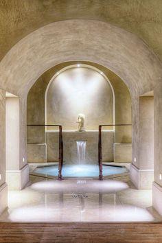 Spa / Roman Baths of Bath / Reenactment | HD Stock Video 204-910-816 Roman Baths Home Design on quote home, gym home, england home, sauna home, steam room home,