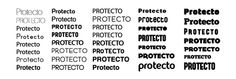 tipografias-protecto