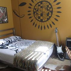 Teen Bedroom Wall Designs Design, Pictures, Remodel, Decor and Ideas