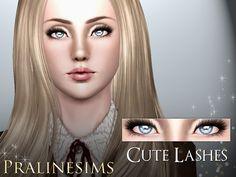 Pralinesims' Cute Lashes