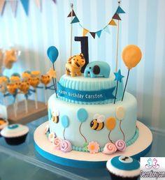 1st birthday cakes for boys 15 Coolest 1st birthday cakes ideas for boys